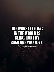 Hurt Love Quotes   Hurt Love Sayings   Hurt Love Picture ...