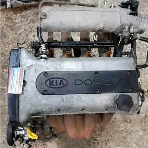 Kia Shuma Te 1 8i 16v Engine