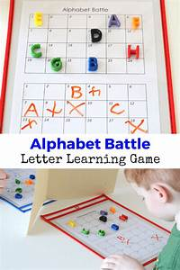 alphabet battle letter learning game With learn your letters game