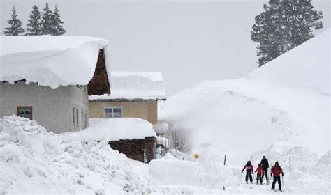 Eiropu pārņems sniegs un sals; Austrijas Alpos uzsnigs metrs sniega - Ārvalstīs - Ziņas - TVNET