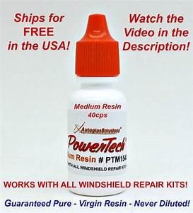 Medium Resin  5 Oz  U2013 Autoglass Tools Online