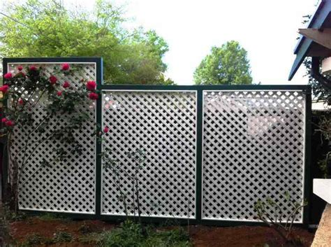 lowes trellis panel garden trellis at home depot style radionigerialagos