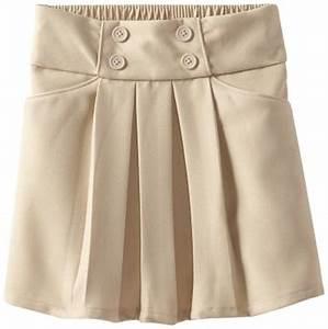 Khaki Skirt | Dressed Up Girl