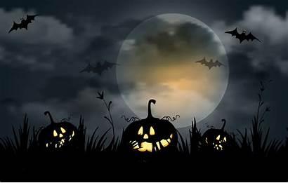 Scary Wallpapers Halloween Pumpkins Desktop Cool Backgrounds