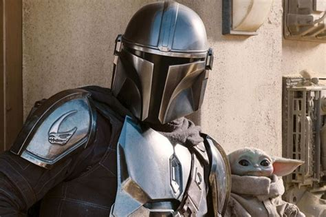 The Mandalorian anticipation builds with brand new season ...