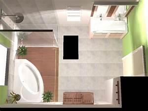 Salle De Bain 5m2 : cr ation salle de bains zen photos page 9 ~ Dailycaller-alerts.com Idées de Décoration