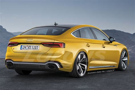2019 Audi Rs5 by Scoop Audi Rs5 Sportback 2019 Premi 232 Res Infos