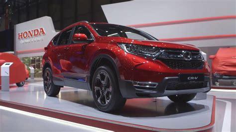 Honda At The 2018 Geneva Motorshow