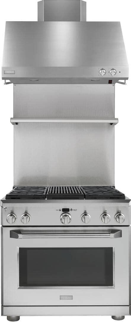 monogram  piece professional kitchen package  zdpnrpss   dual fuel natural gas