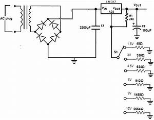 Battery Schematic Diagram : how to build a battery eliminator ~ A.2002-acura-tl-radio.info Haus und Dekorationen