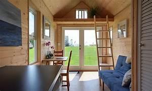 Tiny House Bauplan : m rchenhaftes tiny house pinkfarbener wohntraum auf 15 quadratmetern informationen und ~ Orissabook.com Haus und Dekorationen