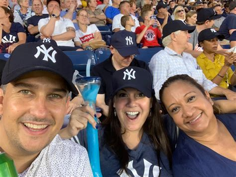 IREM NYC attends Yankees vs. Red Sox baseball game August ...