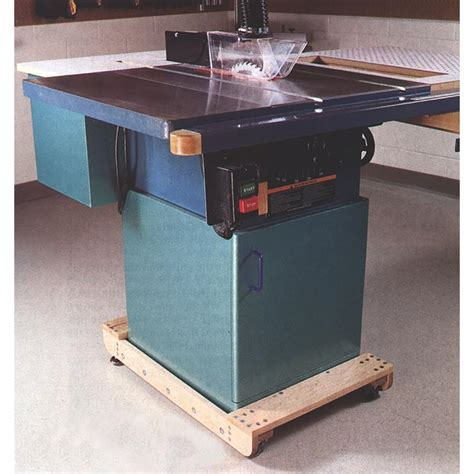 tablesaw upgrade  top dust collector