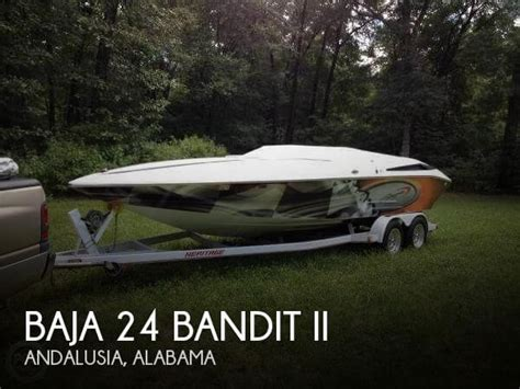 Baja Boats For Sale Alabama by Baja 24 Bandit Ii For Sale In Andalusia Al For 21 900