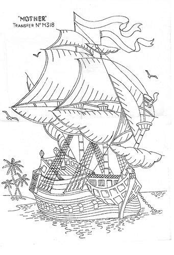 56 best images about sail boat images for embroidery on Pinterest | Joanna basford, Swedish