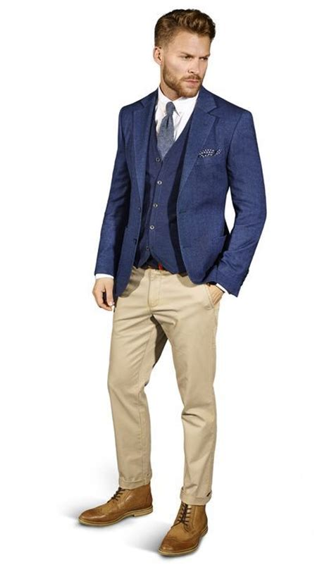 Country Casual | If formal tailoring isnu0026#39;t your style a smart casual look can be the ideal ...