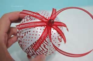 handmade braided trim christmas ornament diy the ornament girl