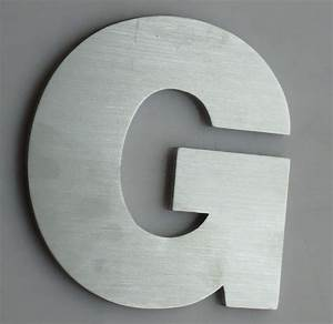 aluminum sign letters letter of recommendation With cast aluminum sign letters