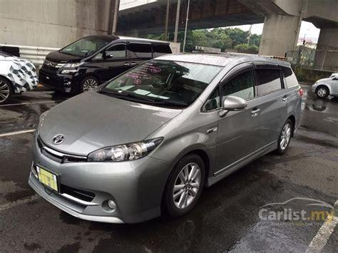 Toyota Wish 2010 S 1.8 In Negeri Sembilan Automatic Mpv