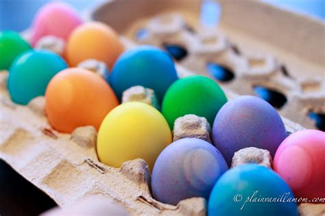 color easter eggs if you ve never tried coloring your eggs this way i highly
