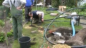 Brunnen Selber Bohren : brunnen tag 2 anstich und lange gesichter youtube ~ A.2002-acura-tl-radio.info Haus und Dekorationen