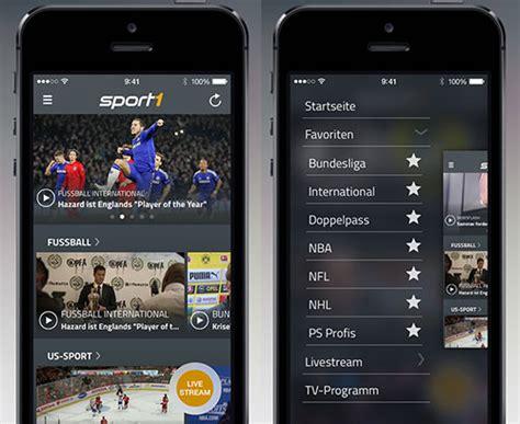 (8 5) 23 25 458 virginija@sport1tv.lt. SPORT1 startet Video-App für iOS › iphone-ticker.de