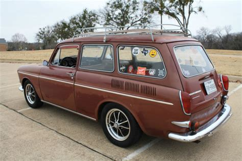 1966 Vw Type 3 Squareback (great Condition)