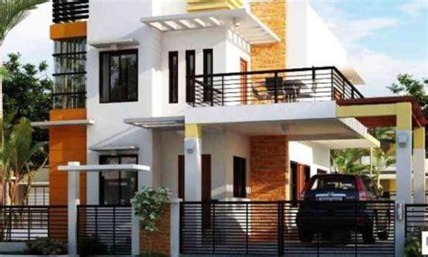 model desain rumah minimalis  lantai  inspirasi