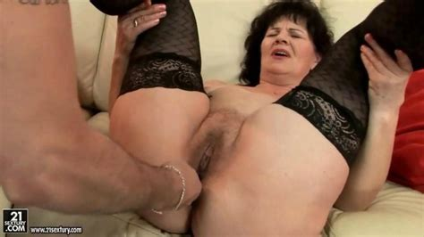 Fat Grandma Gets Her Pussy And Ass Fucked On Gotporn 2786005