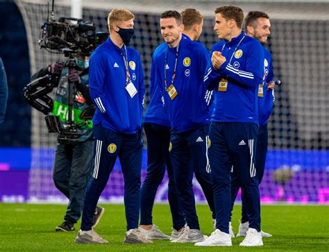 Scotland vs Czech Republic In Pictures - Daily Record