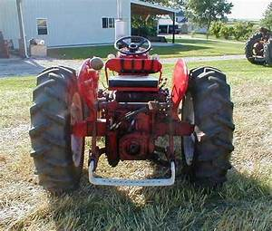1958 Ih 350 Utility Tractor For Sale