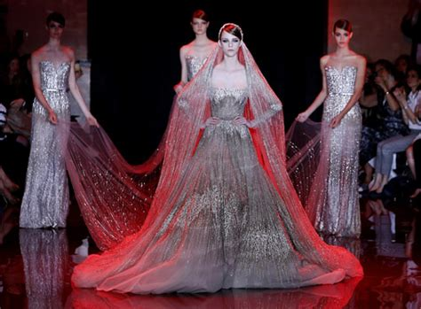 Haute Couture Fall-winter 2013/2014 Collection By Elie Saab
