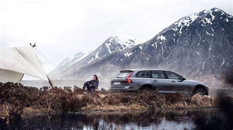 Volvo V90 Cross Country Wallpaper Mobile #vz8 · Cars