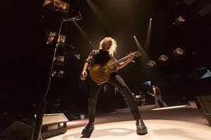 Kirk Hammett - Possessed 🤘🏼Photo cred: Brett Murray | Facebook