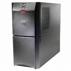 Refurbished Apc Smart-ups 3000va 2700w Sua3000