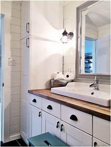 Clever Bathroom Countertop Storage Ideas