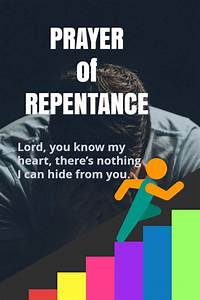 Prayer of Repentance | ChristiansTT