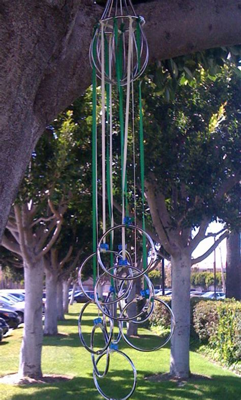 crafty wind chime art  craft activities  kids