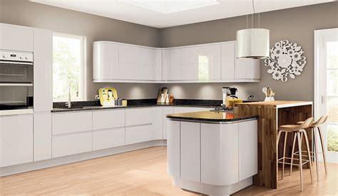 light grey gloss kitchen pronto light grey gloss lacarre kitchen ba components 6991