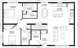 Missouri, Modular, Home, Floor, Plan