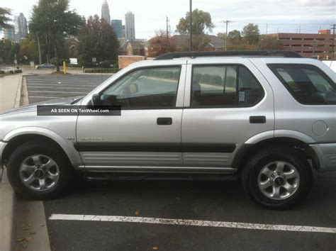 how to learn everything about cars 2004 isuzu axiom transmission control 1998 isuzu rodeo 4wd 4 door everything works great all around vehicle