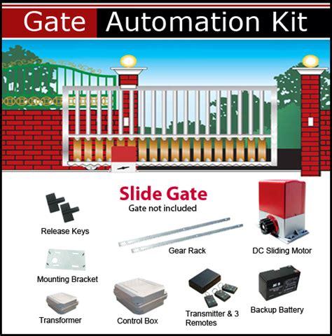 sliding gate opener solar powered sliding gate opener