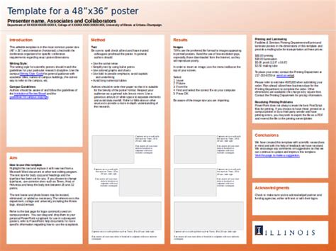 powerpoint  template  powerpoint poster templates