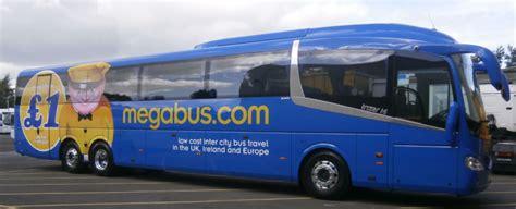 Megabus Bathroom Decker by Megabus Launches New Services From Heathrow