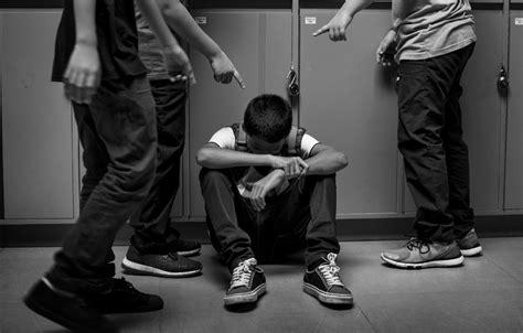 como identificar se seu filho pratica ou  vitima de bullying