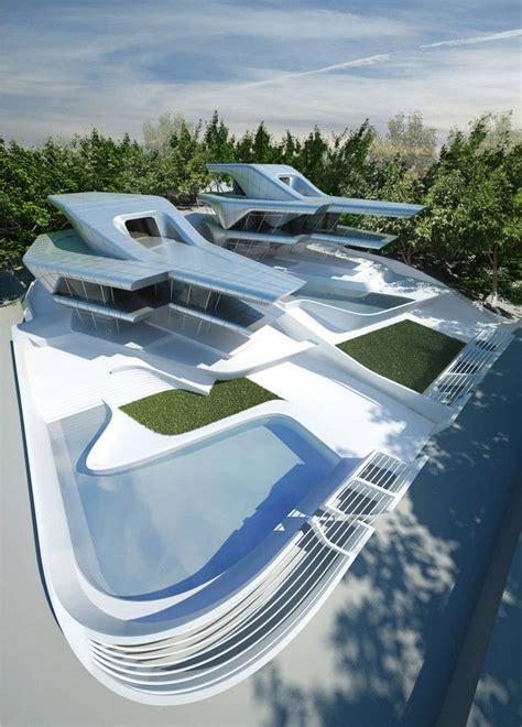 #zaha Hadid Nassim Villas In Singapore  Zaha Space