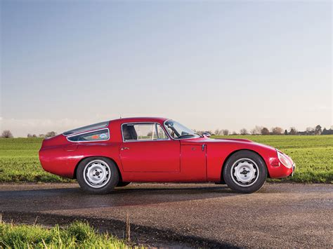 Alfa Romeo Tz by Alfa Romeo Giulia Tz 1965 Francja Giełda Klasyk 243 W