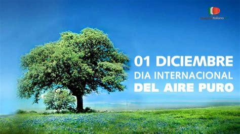 dia internacional aire puro