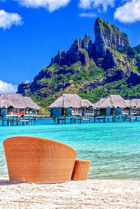 The 25 Best Bora Bora French Polynesia Ideas On Pinterest