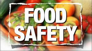 Diagram Of Food Safety
